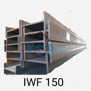 Wide Flange 150 x 5 x 7 mm - 12 m