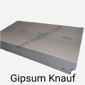 Gipsum Knauf 1,20 x 2,40 tebal 9 mm