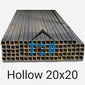 Besi Hollow 20 X 20 1 0 Top Baja